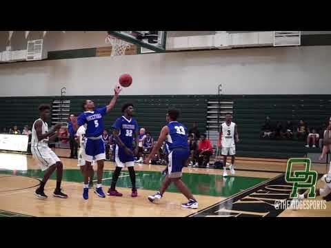 Oak Ridge Boys Basketball vs Deltona