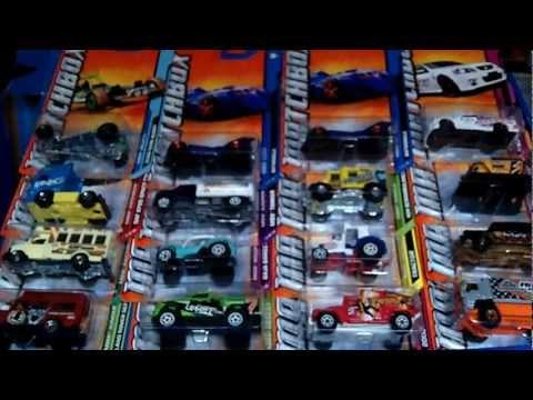 "Target 2012 New Matchbox Cars ""Droppin It Like It's Hot!!"""