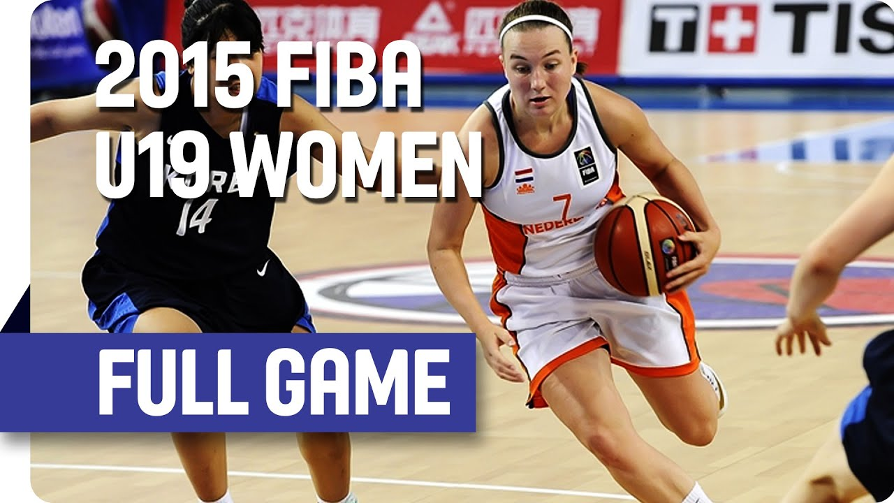 Serbia v France - Full Game - Classification Game 7-8