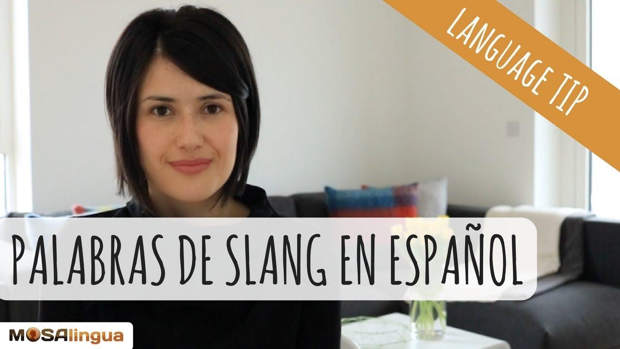 White girl in spanish slang