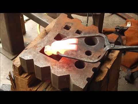 Blacksmithing|Forging a Framing Hammer/Claw Hammer|Part 2