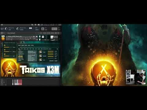 Taiko X3M Playthrough
