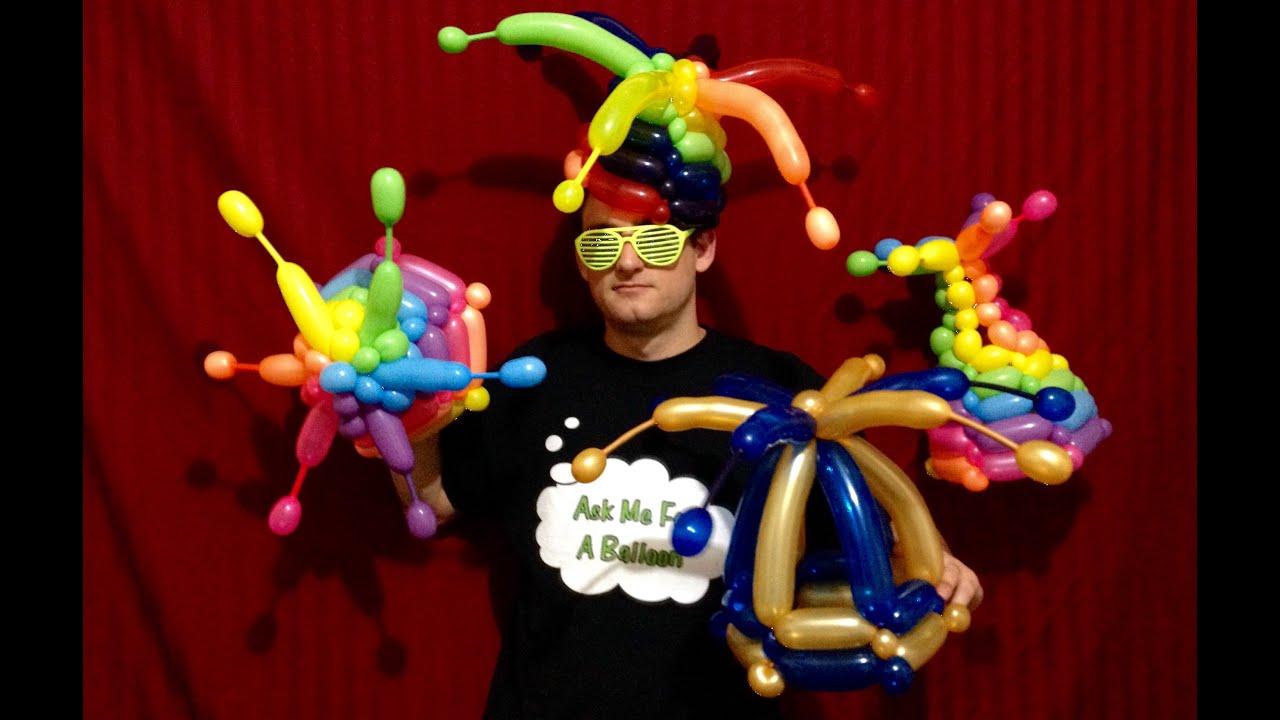 Balloon Animals Easy