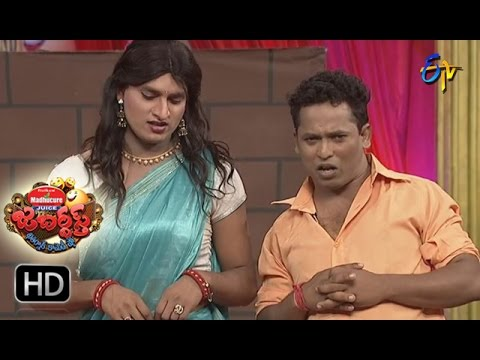 Kiraak RP Performance | Jabardsth - 6th April 2017  | ETV Telugu