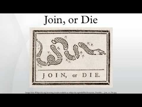 Join Or Die Youtube