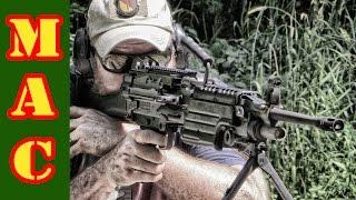 FN USA M249S semi-auto rifle!