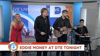 Live in the D: Eddie Money at DTE tonight