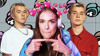 Among Us, Men Jeg Fangirler over Marcus (& Martinus)
