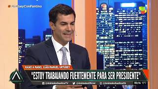 Video: Urtubey propuestas para Argentina