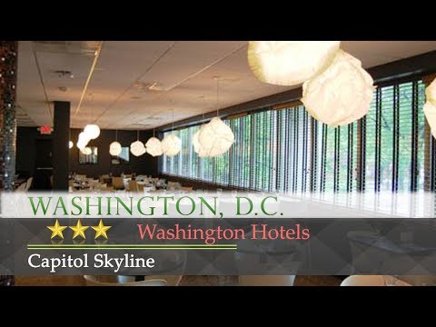 Capitol Skyline - Washington Hotels, District Of Columbia