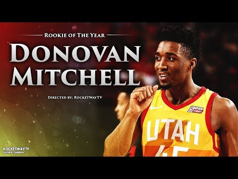 "Donovan Mitchell 2018 Mix - ""No Limit"" ᴴᴰ"