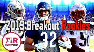 Fantasy Football 2019 Which NFL rookies could break out  NBC Sports