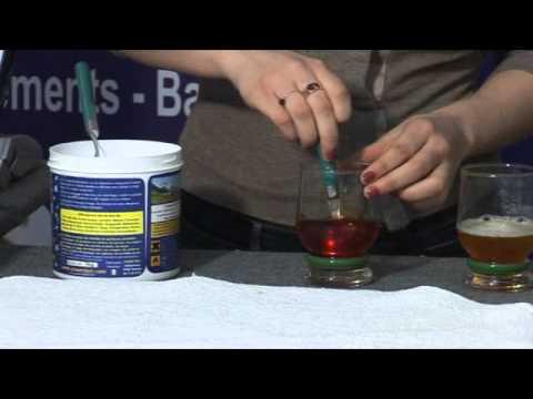 sel nettoyant