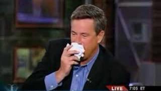 MSNBC Anchor Rips Up Paris Hilton News Story