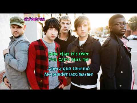 Hate [I really don't like you] - Plain White T's [Español & Inglés]