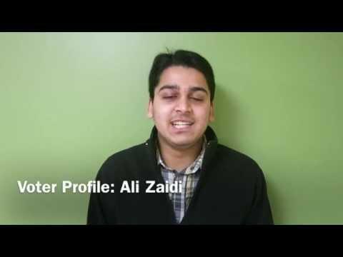 Voter Profile: Ali Zaidi