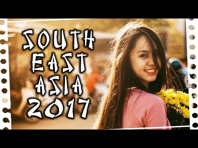 Südostasien 2017 [4K] 🌍✈
