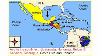 Central America Geography Song