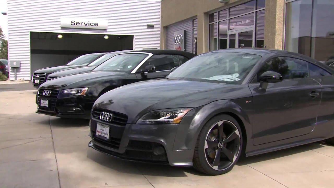 Audi BoulderWelcome To Audi Boulder YouTube - Boulder audi
