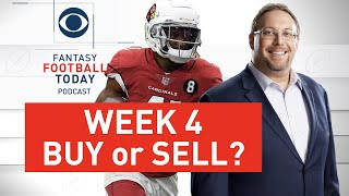 Week 4 BUY or SELL? Trade Targets + Jets Broncos PREVIEW | 2020 Fantasy Football