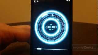 "Video Animated Lockscreen Clock | Neon LS Clock HD ""Best iOS 5 Winterboard Themes"" For iPhone / iPod download MP3, 3GP, MP4, WEBM, AVI, FLV Juni 2018"