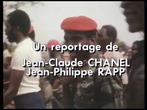 THOMAS SANKARA EN 1984 : SA VISION POUR LE BURKINA ET L'AFRIQUE [RÉTRO]