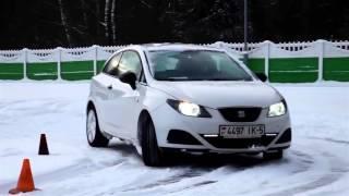 Управление передним приводом - Зима(Управление автомобилем зимой, всегда связано с множеством сюрпризов на дороге. Всегда надо быть подготовле..., 2015-10-09T07:56:53.000Z)