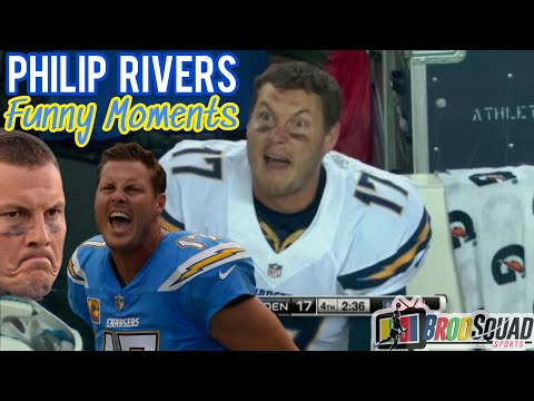 Philip Rivers Funniest Moments