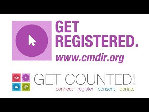 Get Registered: The Congenital Muscle Disease International Registry