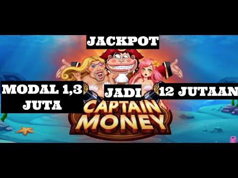 🤩CAPTAIN MONEY MODAL 1.3 JUTA JADI 12 JUTA 🤩🥳🥳🥳🥳 PESTA UANG BOSS- TIPS AND TRICK