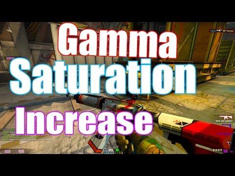Как выкрутить гамму и яркость в CS:GO