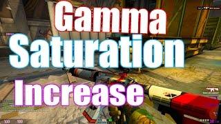 Как выкрутить гамму и яркость в CS:GO(, 2015-07-20T11:52:16.000Z)