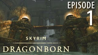 Skyrim: Dragonborn DLC in 1080p, Part 1: Grabbing J