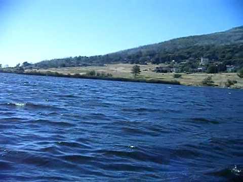 Fishing on boat at lake cuyamaca youtube for Lake cuyamaca fishing