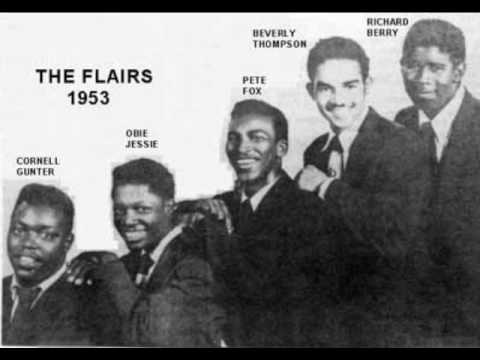The Flairs - Hold Me Thrill Me Chill Me