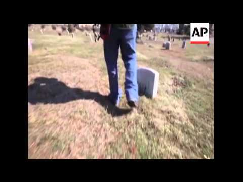 Researchers at the Green-Wood Cemetery in Brooklyn are working to determine all of the Civil War