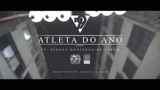 Gambar cover MOB79 - Atleta do Ano (Remix) Part. Djonga, Don Cesão, BK e Febem [Prod. Torres]