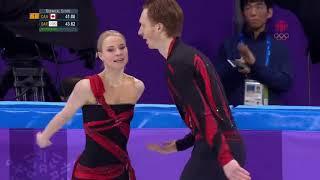 Evgenia TARASOVA & Vladimir MOROZOV OAR Short Program Pyeongchang 2018
