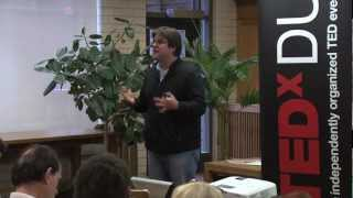 TEDxDU-TEDxChange-Randall Kuhn: How to Start a Revolution