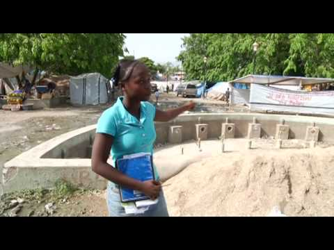 Christine's story: Escaping poverty through education in post-earthquake Haiti