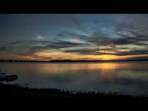 Lake of Two Mountains Sunset