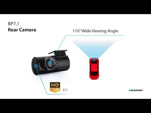 Blaupunkt Digital Video Recorder BP 7.1 2-CH 24hr Monitoring Offline ADAS