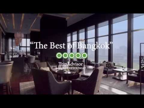 The St. Regis Bangkok Named Five-Star Hotel By Forbes Travel Guide