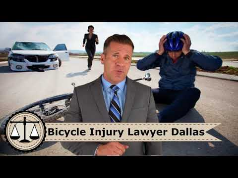 Bicycle Injury Lawyer Dallas