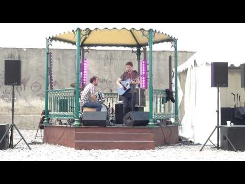 Sound Refuge - duo - Defeat the Fears [ Live at Tall Ships Festival 2014 ]