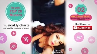 Musical.ly App BEST NEW VIDEO COMPILATION! Part 1 Top Songs / Dance / lmao Funny Battle Challenge