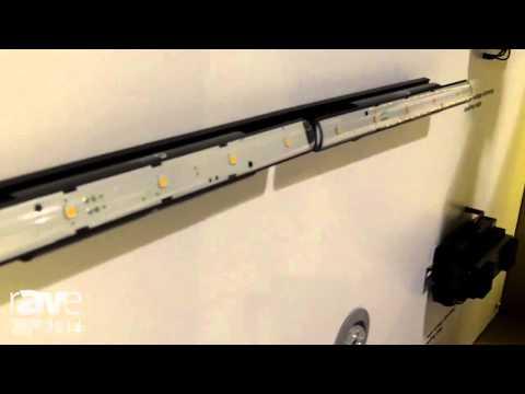 ISE 2014: Vantage Describes Lighting Control Product Range