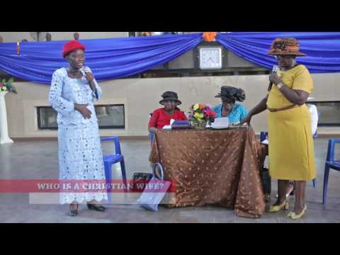 AGEGE AREA WOMEN CONVENTION 2017 MARRIAGE SEMINAR WITH BISI OLOWO