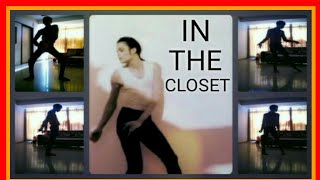 MJ - In the closet | official dance choreography | by jackson star (Indian MJ impersonator)