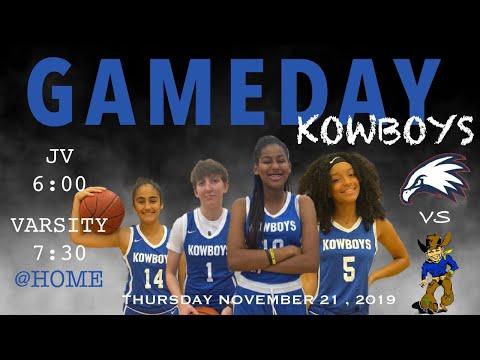 Osceola Lady Kowboys vs. Poinciana High School Varsity Girls Basketball